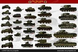 BA 3 And 6 Armored Cars