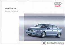 service and repair manuals 2006 audi a6 electronic valve timing audi owners manual a6 2006 bentley publishers repair manuals and automotive books