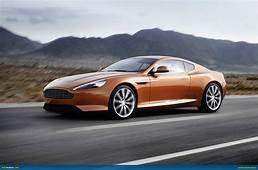 AUSmotivecom &187 Aston Martin Virage Photo Gallery