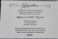 wedding ceremony and reception card wording letterpress reception card lettra wedding reception invitation wording wedding invitation