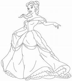 interactive magazine princess coloring pics