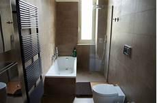 rifacimento bagno foto rifacimento bagno con doccia e vasca di verde