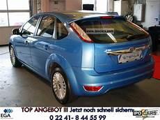 2009 ford focus 2 0 tdci titanium car photo and specs