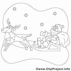 Ausmalbilder Weihnachten Reh Santa Claus Und Reh Malvorlage Zu Weihnachten