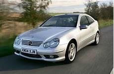 Mercedes C Class Sport Coupe 2001 Car Review