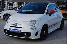 fiat 500 abarth cabrio mister car spain