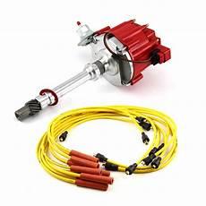chevy sbc 350 454 hei distributor accel spark plug