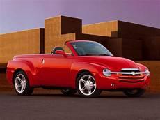 Chevy Convertible Trucks