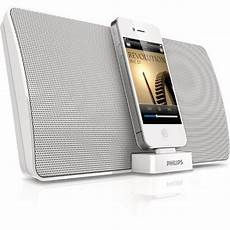 dockingstation iphone 4 philips iphone 4 4s ipod speaker dock station