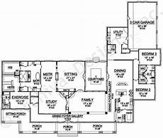 monster house plans ranch la fonda house plan ranch floor house plan first