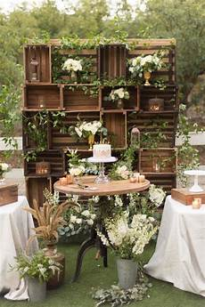 rustic wedding blog found rentals
