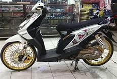 Variasi Warna Motor Beat by Beragam Tips Sepeda Motor Terhangat Modif Beat Terbaru