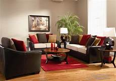 Wandfarbe Wohnzimmer Braunes Sofa - living room paint color ideas with brown furniture