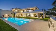 New Modern Villa Beachside Marbella Spain Sold