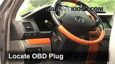 on board diagnostic system 2003 lexus rx security system engine light is on 2003 2009 lexus gx470 what to do 2007 lexus gx470 4 7l v8