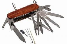 Victorinox Swissch Schweizer Taschenmesser Holz