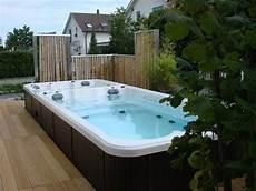 Schwimmbad Kaufen Garten - ausstellungsmodel schwimspa swimmingpool in niederweningen
