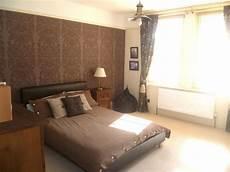 Feature Wall Wallpaper Bedroom Design Ideas Photos