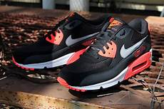 nike air max 90 essential quot black infrared quot freshly laced