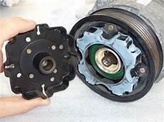 magnetkupplung klimakompressor wechseln rasseln im leerlauf drehzahlnadel tanzt defekter