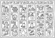 adventskalender sprüche zum ausdrucken ideenreise adventskalender zum ausmalen