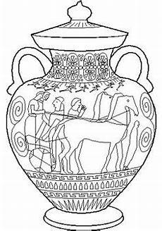 Ostereier Malvorlagen Rom Alte R 246 Mische Vase Ausmalbild Rom R 246 Misch