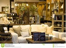 home decor shops furniture home decor store editorial photography image of