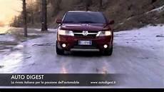 Fiat Freemont Awd 4x4 Test Drive