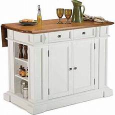 Kitchen Cart Island Walmart by Home Styles Traditions Kitchen Island White Distressed