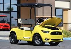 Luxury Golf Carts Increasing In Popularity  UAE YallaMotor
