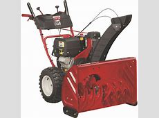 best electric start snowblower