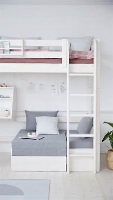 hochbett mit couch hochbett mit sofabett