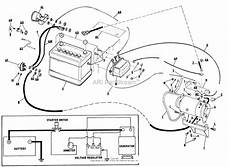 simplicity 990316 electric starter generator for landlord parts diagram for electric starter
