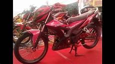 Modifikasi Sonic Jari Jari by Honda Sonic 150 Modifikasi Ringan Thailook Style Velg Jari
