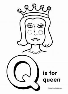 letter q coloring pages alphabet coloring pages q letter
