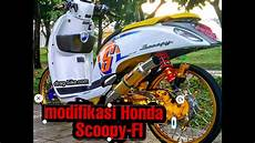 Modifikasi Scoopy 2019 by Keren Modifikasi Honda Scoopy 2019