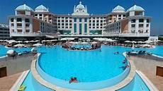 litore resort hotel spa alanya etstur youtube