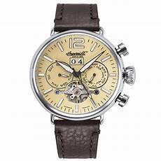 ingersoll herren uhr armbanduhr automatik nakota in1230cr