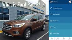 ford by my car your car with a smartphone ford pass sync connect tutorial