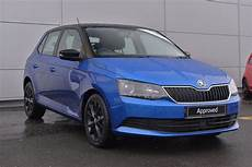 skoda fabia hatchback 5 dr 1 2 tsi 90ps colour edition