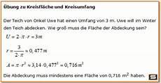 quadratmeter kreis berechnen kreisberechnung kreisumfang kreisfl 228 che berechnen