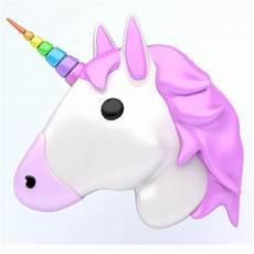 Emoji Malvorlagen Unicorn Unicorn Emoji Icon 3d Asset Cgtrader