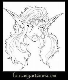 Elfen Malvorlagen Characters Blood Mage By Mishlee Deviantart On Deviantart