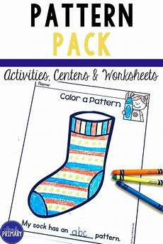 copying patterns worksheet for kindergarten 325 patterning activities centers and worksheets kindergarten math activities pattern