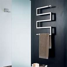 chrome electric radiator snake by scirocco h modern design
