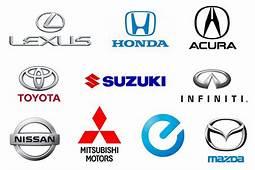 Nama Merek Mobil Jepang  Daftar Dan Logo