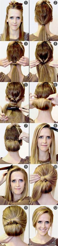 Diy Your Step By Step For The Best Hairstyles