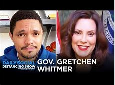 what time is governor whitmer speaking today