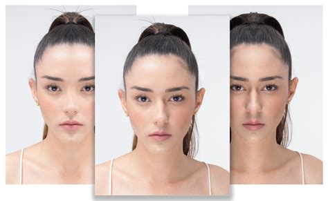 Symmetrical Face Meaning