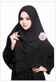 Gambar Model Jilbab Trend Masa Kini 2016